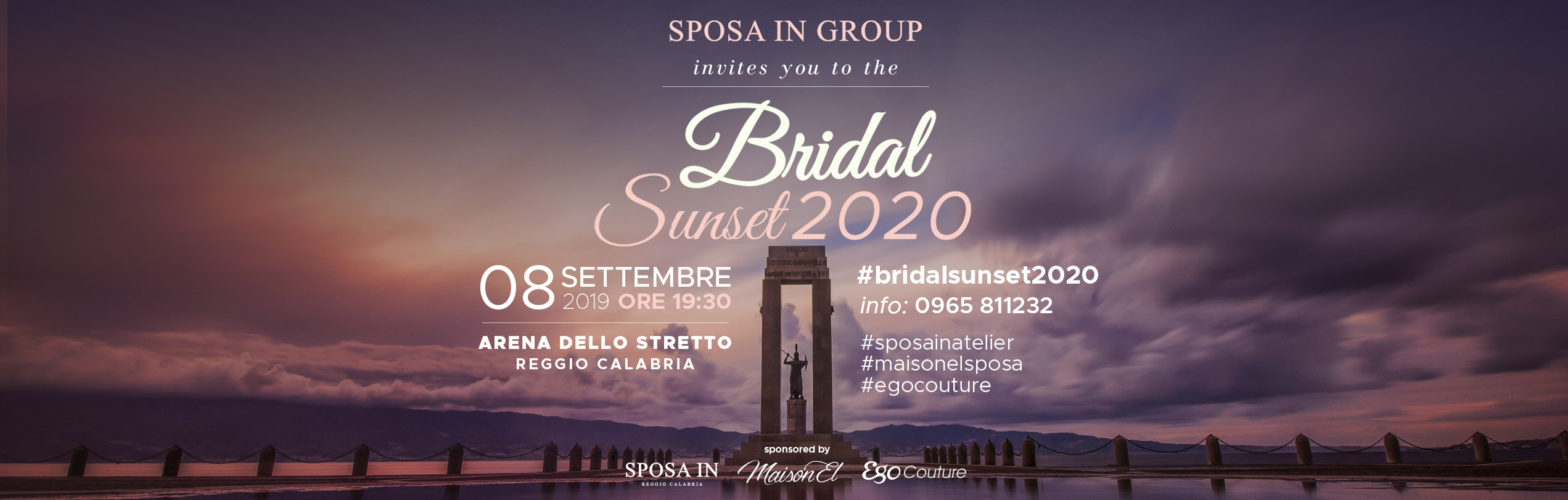 Bridal sunset 2020